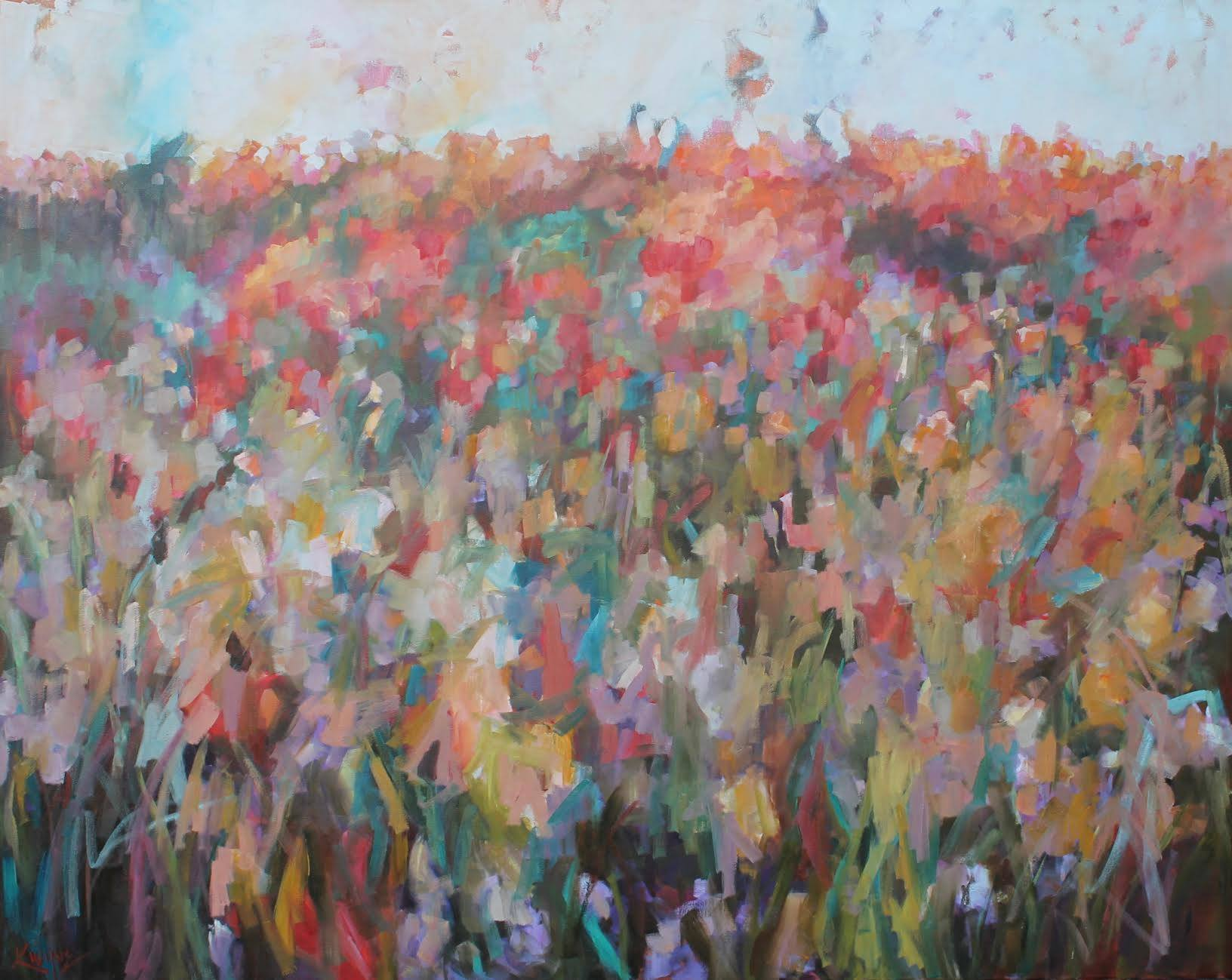 Crowd Pleaser by Kay Wyne
