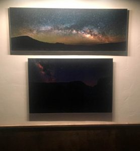 A Client's Vision of Sleep Under the Stars in Big Bend