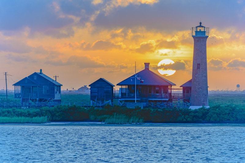 Lydia Ann Lighthouse