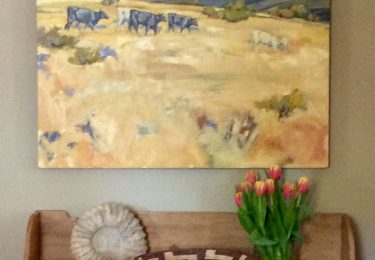 Yearlings as Mitre Peak by Mary Baxter