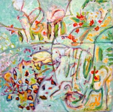 Vines and Brambles by Billie Bourgeois
